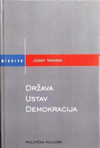 Država, ustav, demokracija / Josef Isensee