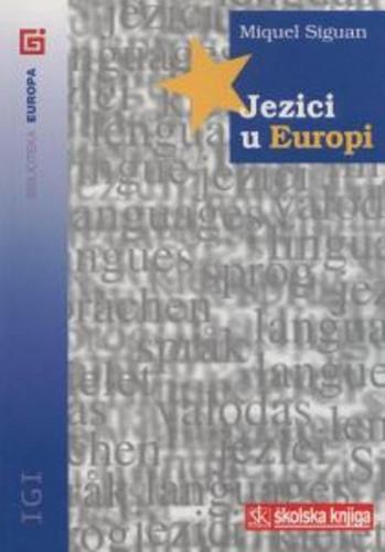 Jezici u Europi / Miquel Siguan