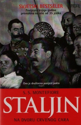 Staljin - na dvoru crvenog cara / Simon Sebag Montefiore