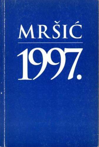 1997. / Zdravko Mršić