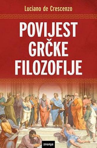 Povijest grčke filozofije / Luciano De Crescenzo