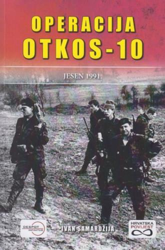 Operacija Otkos - 10 : oslobodilačka operacija hrvatskih oružanih snaga u zapadnoj Slavoniji, jesen 1991. godine / Ivan Samardžija