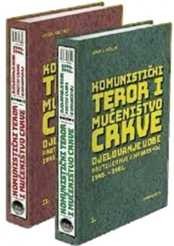 Komunistički teror i mučeništvo Crkve : djelovanje Udbe protiv Crkve u Hrvatskoj 1945.-1991. / Josip Jurčević