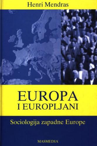 Europa i Europljani : sociologija Zapadne Europe / Henri Mendras